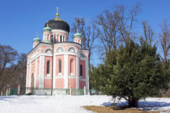 Russian Church, Potsdam, Germany Royalty Free Stock Images