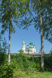 Old Russian Church Royalty Free Stock Image