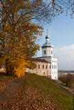 Old Russian Church of Michael the Archangel Royalty Free Stock Photos