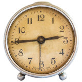 Old Russian Clock Royalty Free Stock Photo