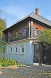 Old russian merchant house Stock Photo