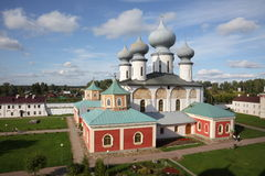 Old Russian Monastery royalty free stock photography