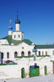 Old Russian monastery in Ryazan Royalty Free Stock Image