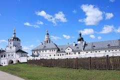 Old Russian Orthodox Abbey Stock Image