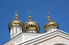 Old Russian orthodox church Stock Photo