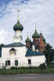 Old Russian orthodox church building. Stock Images