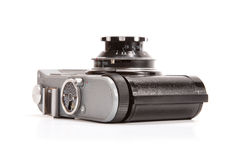 Old russian plastic camera Royalty Free Stock Images