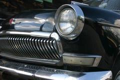 Old Russian sedan Royalty Free Stock Photo