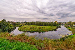 Old russian town Suzdal Royalty Free Stock Images