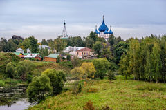Old russian town Suzdal Stock Photography