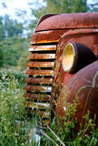 Old rust bucket Royalty Free Stock Photos