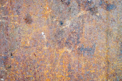 Old rust stains texture Stock Image
