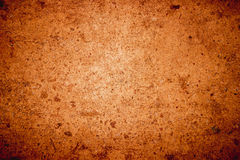Old rust surface. Old rust orange surface texture Stock Image