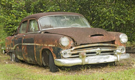 Old Rusted Automobile Royalty Free Stock Image