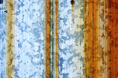 Old rusted building Royalty Free Stock Images