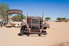 Old rusted car Royalty Free Stock Photography