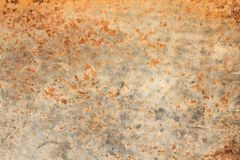 Old rusted iron texture background stock photo