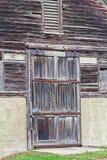 Old Rustic Barn Door Royalty Free Stock Photo
