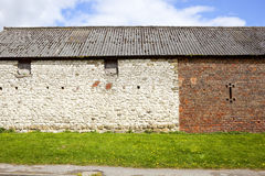 Old rustic barn Royalty Free Stock Images