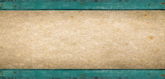 Old rustic blank paper royalty free stock images