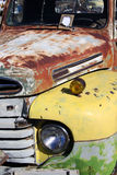 Old rustic car Royalty Free Stock Photography