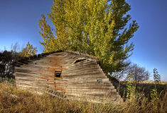 Old Rustic Granary Stock Images