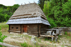 Old Rustic Grist Mill Royalty Free Stock Image