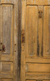 Old Rustic House Door Royalty Free Stock Photography