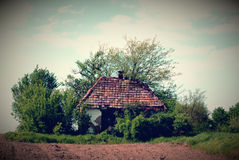 Old rustic house Stock Photography