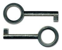 Old Rustic Keys Stock Photo