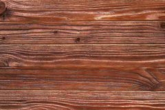 Old rustic red wood background, wooden surface with copy space Stock Image