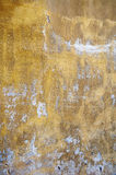 Old Rustic Stucco Wall. In Turkey - Background Texture royalty free stock photo
