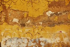 Old rustic stucco wall Royalty Free Stock Photo