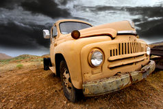 Old Rustic Truck Royalty Free Stock Images