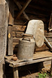 Old rustic utensils. Stock Image