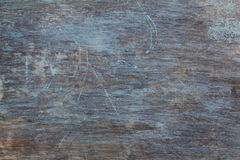 Old  rustic weathered grunge wooden background Royalty Free Stock Photography