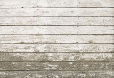 Old rustic white plank barn wall Royalty Free Stock Photo