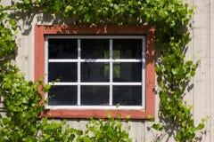 Old rustic window Stock Photo
