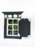 Old rustic window Stock Image