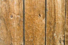 Old rustic wood background Stock Images