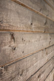 Old rustic wooden background, brown wood texture vertical Royalty Free Stock Images