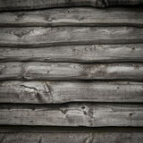 Old rustic wooden wall Stock Images