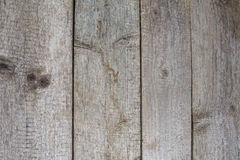 Old rustic worn boards. Blank wooden background Stock Photography