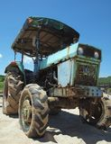 Old Rusting Tractor Royalty Free Stock Photography