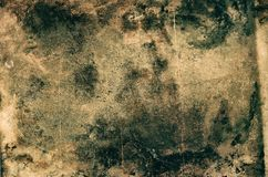 Old rusty background. With stains and scratches Stock Photos