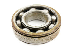 Old rusty bearing Royalty Free Stock Images