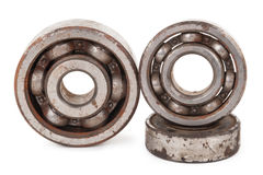 Old rusty bearings Stock Photo
