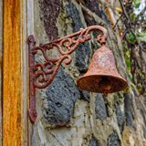 Old rusty bell Royalty Free Stock Image