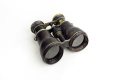 Old Rusty Binoculars Search Royalty Free Stock Image