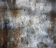 Old rusty black metallic background. Stock Images